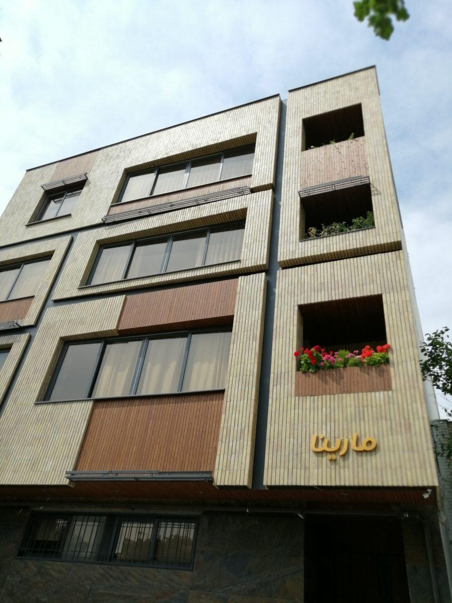 پروژه ساختمان مارینا ایستاوین