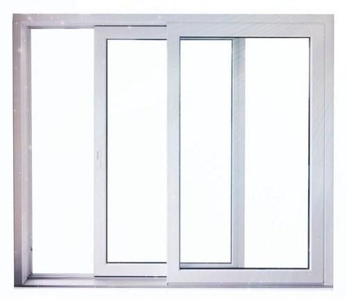 درب و پنجره کشویی ریلی یو پی وی سی sliding upvc door and window
