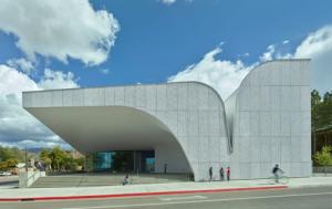 نمونه نمای یکپپارچه ساختمان